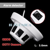 CCTV Hidden Camera Smoke Detector