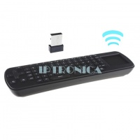 RC12 Wireless 2.4G Fly Mouse Keyboard & Mouse Remote Control for Android TV Box MK802 / UG802 / MK808